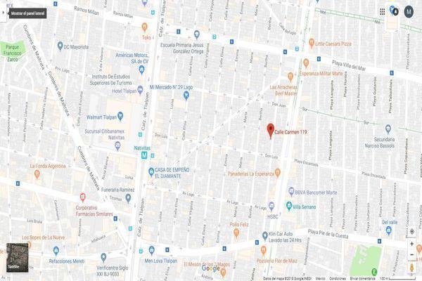 Foto de departamento en venta en  , nativitas, xochimilco, df / cdmx, 17901233 No. 12