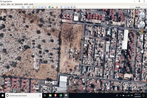 Foto de terreno habitacional en venta en nautla , san juan xalpa, iztapalapa, df / cdmx, 15217980 No. 01