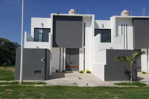 Foto de casa en venta en nayarit , villas diamante, villa de álvarez, colima, 0 No. 01