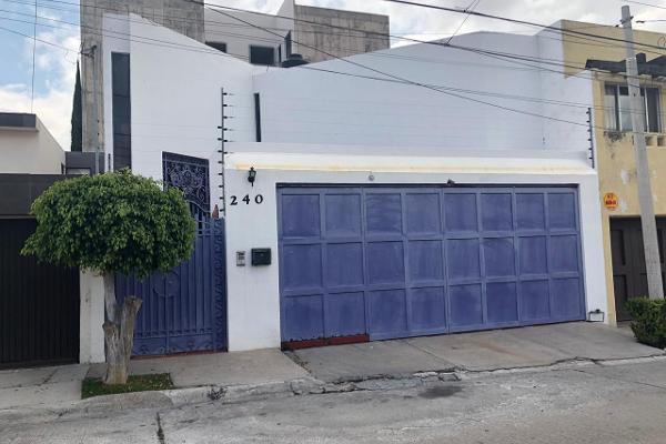 Foto de casa en venta en n/d n/d, loma verde, san luis potosí, san luis potosí, 8114902 No. 01