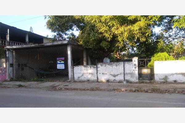 Foto de terreno habitacional en venta en necaxa 704, vicente guerrero, ciudad madero, tamaulipas, 19566848 No. 01