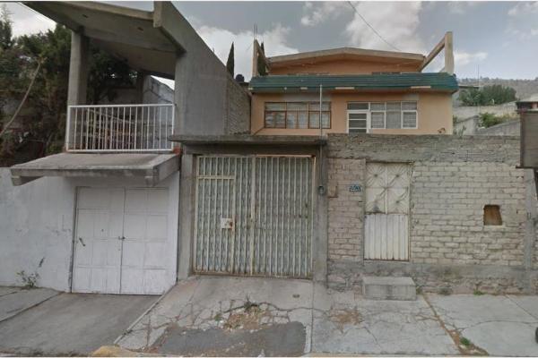 Foto de casa en venta en nevado de toluca 133, lomas de cuautepec, gustavo a. madero, df / cdmx, 8901058 No. 01