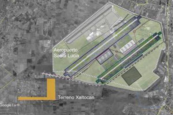 Foto de terreno comercial en venta en nextlalpan , los aguiluchos, nextlalpan, méxico, 20130703 No. 03