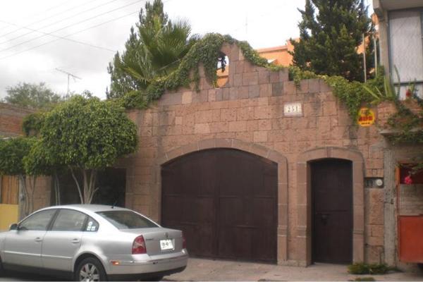 Foto de casa en venta en nicaragua 251, ciudad satélite, san luis potosí, san luis potosí, 8824729 No. 01