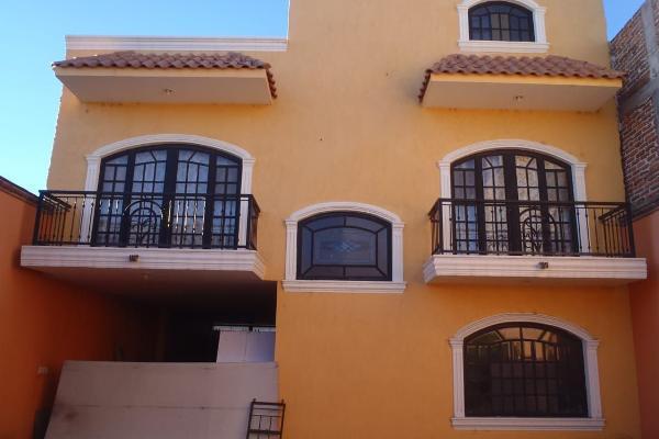 Foto de casa en venta en nicaragua , j. trinidad barragán, sahuayo, michoacán de ocampo, 5935887 No. 01