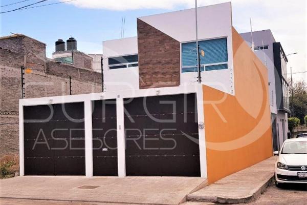 Foto de casa en venta en  , nicolaitas ilustres, morelia, michoacán de ocampo, 9918002 No. 01