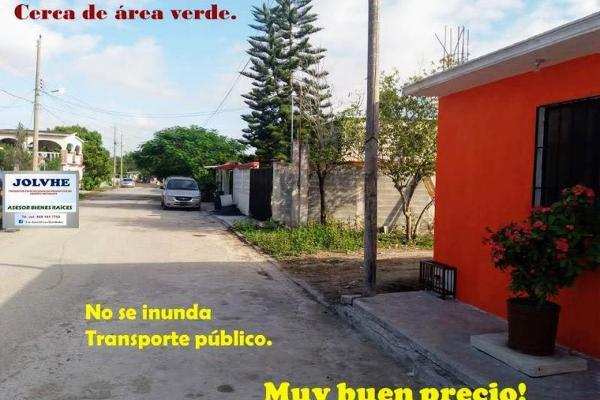 Foto de terreno habitacional en venta en nicolas bravo 17, cabras pintas, matamoros, tamaulipas, 11957754 No. 03