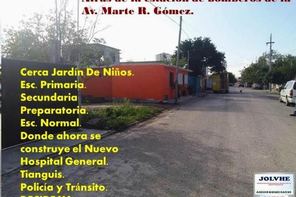 Foto de terreno habitacional en venta en nicolas bravo 17, cabras pintas, matamoros, tamaulipas, 11957754 No. 04