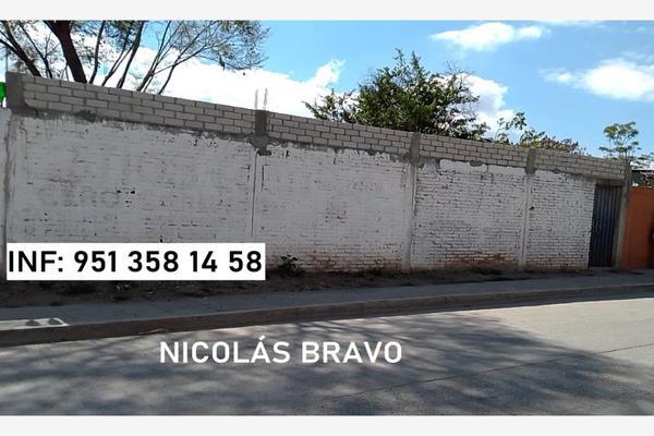 Foto de terreno comercial en venta en nicolás bravo 49, tlacolula de matamoros centro, tlacolula de matamoros, oaxaca, 19254376 No. 01