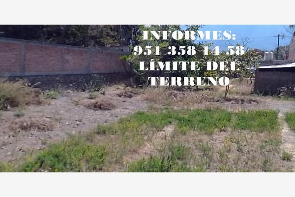 Foto de terreno comercial en venta en nicolás bravo 49, tlacolula de matamoros centro, tlacolula de matamoros, oaxaca, 19254376 No. 04