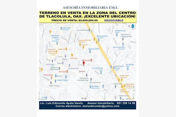 Foto de terreno comercial en venta en nicolás bravo 49, tlacolula de matamoros centro, tlacolula de matamoros, oaxaca, 19254376 No. 05
