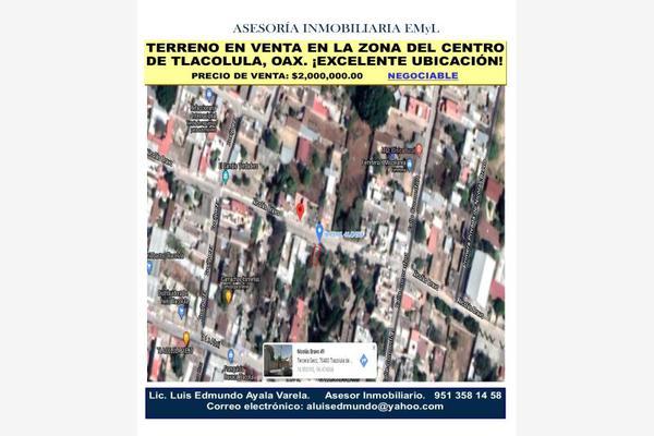 Foto de terreno comercial en venta en nicolás bravo 49, tlacolula de matamoros centro, tlacolula de matamoros, oaxaca, 19254376 No. 06