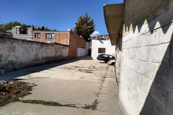 Foto de terreno habitacional en venta en nicolas bravo norte 726, santa bárbara, toluca, méxico, 0 No. 08