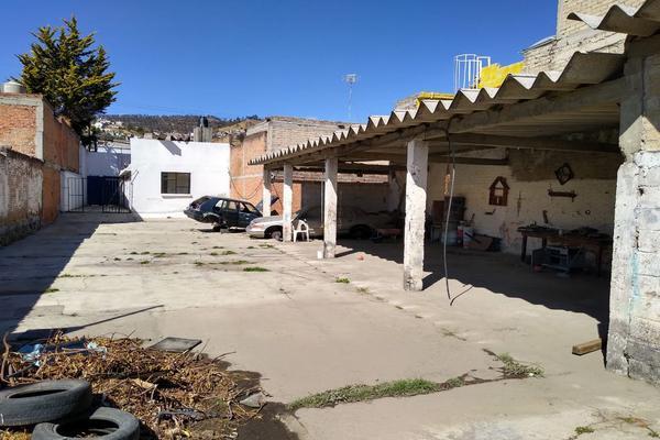 Foto de terreno habitacional en venta en nicolas bravo norte 726, santa bárbara, toluca, méxico, 19824020 No. 09