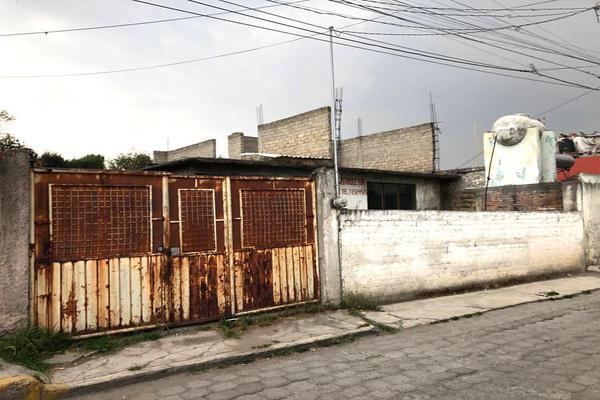 Foto de terreno habitacional en venta en nicolás bravo , san lorenzo coacalco, metepec, méxico, 7199566 No. 03