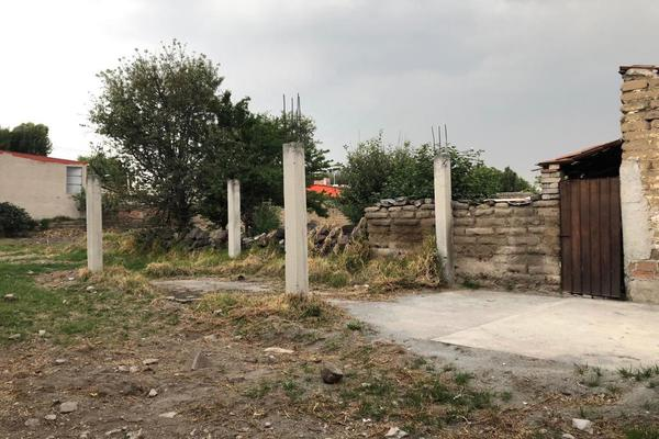 Foto de terreno habitacional en venta en nicolás bravo , san lorenzo coacalco, metepec, méxico, 7199566 No. 05