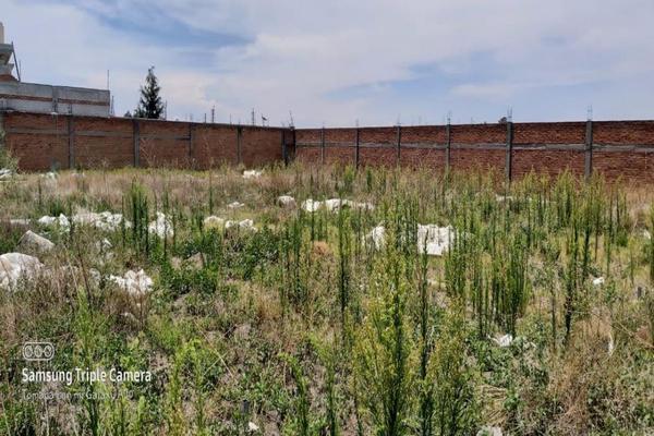 Foto de terreno comercial en venta en nicolas bravo , santa maría moyotzingo, san martín texmelucan, puebla, 0 No. 01