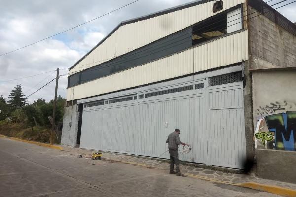 Foto de nave industrial en venta en nicolas romero , cedros, tepotzotlán, méxico, 5876240 No. 01