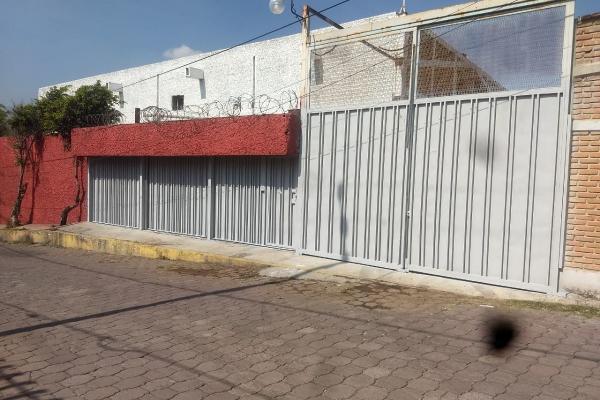 Foto de nave industrial en venta en nicolas romero , cedros, tepotzotlán, méxico, 5876240 No. 02
