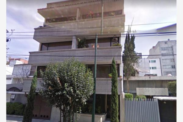 Foto de departamento en venta en nicolas san juan 1548, del valle sur, benito juárez, df / cdmx, 11434491 No. 01