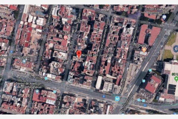 Foto de departamento en venta en nicolas san juan 1548, del valle sur, benito juárez, df / cdmx, 11434491 No. 07