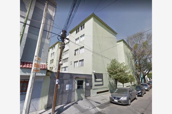 Foto de departamento en venta en nicolas san juan 9, piedad narvarte, benito juárez, df / cdmx, 10086433 No. 01