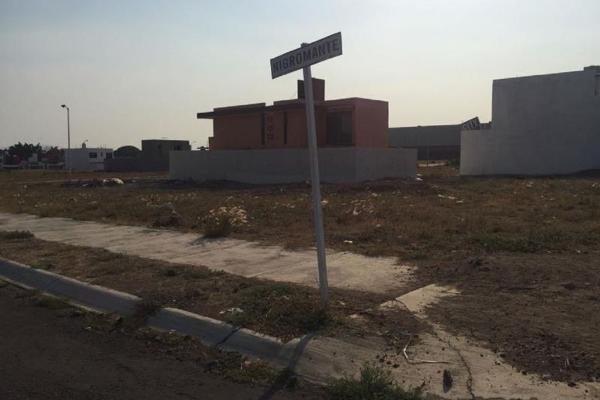 Foto de terreno habitacional en venta en nigromante 122, la frontera, villa de álvarez, colima, 7535069 No. 01