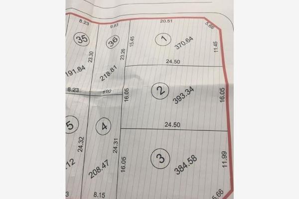 Foto de terreno habitacional en venta en nigromante 122, la frontera, villa de álvarez, colima, 7535069 No. 02