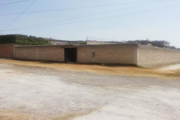 Foto de terreno habitacional en venta en niño artillero , san mateo oxtotitlán, toluca, méxico, 0 No. 01