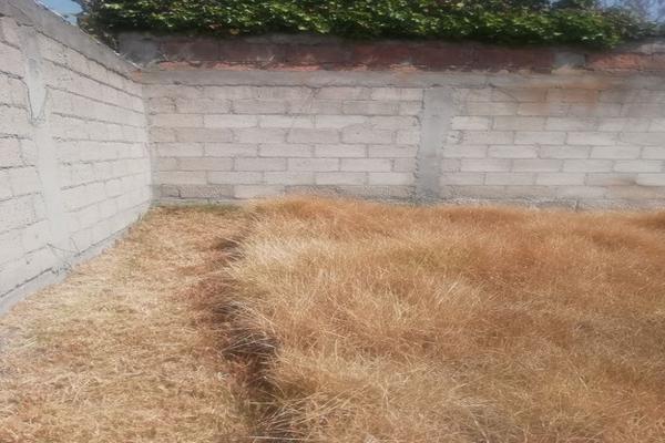 Foto de terreno habitacional en venta en niño artillero , san mateo oxtotitlán, toluca, méxico, 0 No. 06