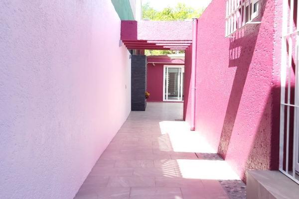 Foto de casa en venta en niño jesús , barrio del niño jesús, tlalpan, df / cdmx, 14029626 No. 19