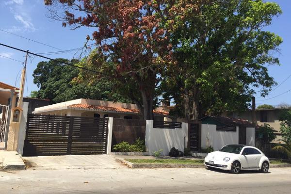 Foto de casa en venta en niños heroes 805, felipe carrillo puerto, ciudad madero, tamaulipas, 2647940 No. 01