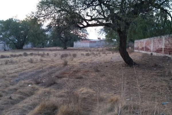 Foto de terreno habitacional en venta en niños héroes , san mateo, tequixquiac, méxico, 14033301 No. 01