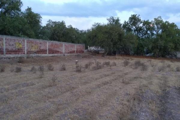 Foto de terreno habitacional en venta en niños héroes , san mateo, tequixquiac, méxico, 14033301 No. 03