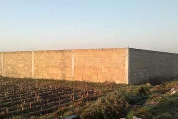 Foto de terreno habitacional en venta en niños heroes , san salvador, toluca, méxico, 14035363 No. 01