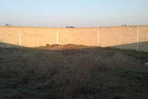 Foto de terreno habitacional en venta en niños heroes , san salvador, toluca, méxico, 14035363 No. 02