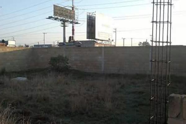 Foto de terreno habitacional en venta en niños heroes , san salvador, toluca, méxico, 14035363 No. 04