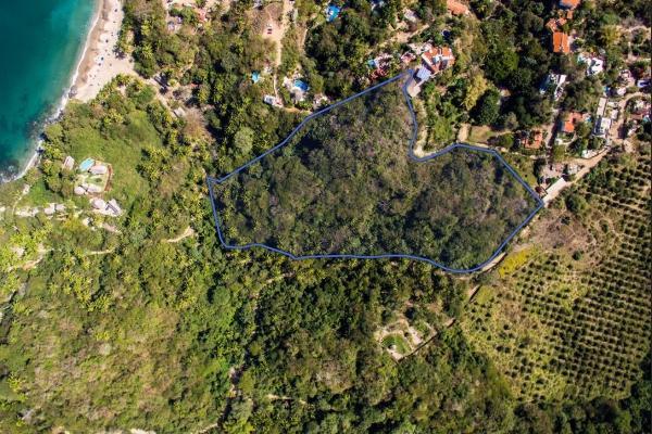 Foto de terreno habitacional en venta en niños heroes , sayulita, bahía de banderas, nayarit, 5939483 No. 02