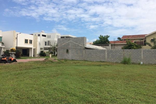 Foto de terreno habitacional en venta en niza 0, residencial el náutico, altamira, tamaulipas, 3462773 No. 01