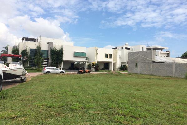 Foto de terreno habitacional en venta en niza 0, residencial el náutico, altamira, tamaulipas, 3462773 No. 03