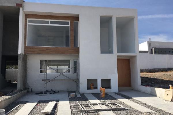 Foto de casa en condominio en venta en nizuc, grand juriquilla , real de juriquilla, querétaro, querétaro, 4664871 No. 01