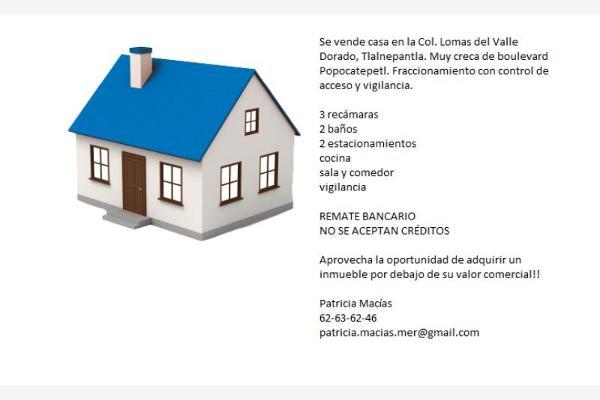 Foto de casa en venta en cañon del silencio nn, lomas de valle dorado, tlalnepantla de baz, méxico, 2704124 No. 02