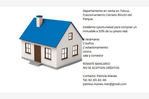 Foto de casa en venta en rincón del parque nn, san mateo oxtotitlán, toluca, méxico, 2671922 No. 02