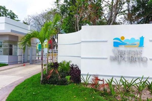Foto de casa en venta en nobhe , puerto morelos, benito juárez, quintana roo, 8160163 No. 01
