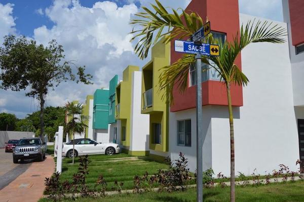 Foto de casa en venta en nobhe , puerto morelos, benito juárez, quintana roo, 8160163 No. 15