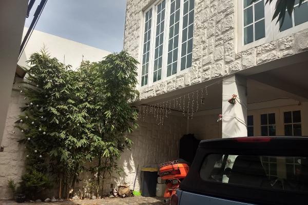 Foto de casa en venta en noe fragoso , santo tomás chiconautla, ecatepec de morelos, méxico, 6171339 No. 01
