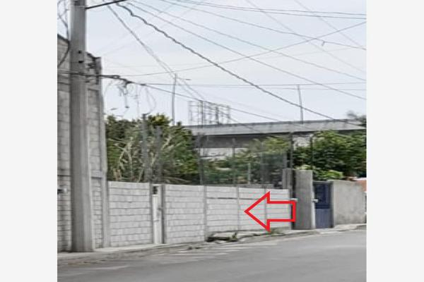 Foto de terreno habitacional en venta en nogal 23, el riego sur, puebla, puebla, 8293986 No. 01