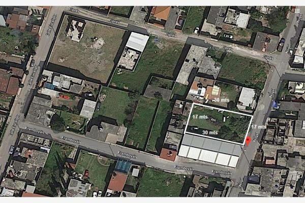 Foto de terreno habitacional en venta en nogal 23, el riego sur, puebla, puebla, 8293986 No. 03