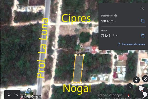 Foto de terreno habitacional en venta en nogal , supermanzana 52, benito juárez, quintana roo, 0 No. 01