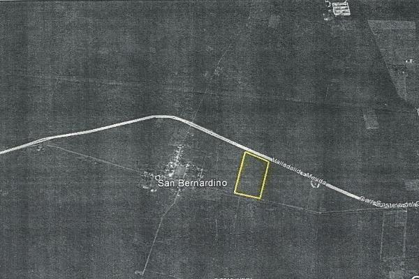 Foto de terreno habitacional en venta en  , nohchen, seyé, yucatán, 14038954 No. 02